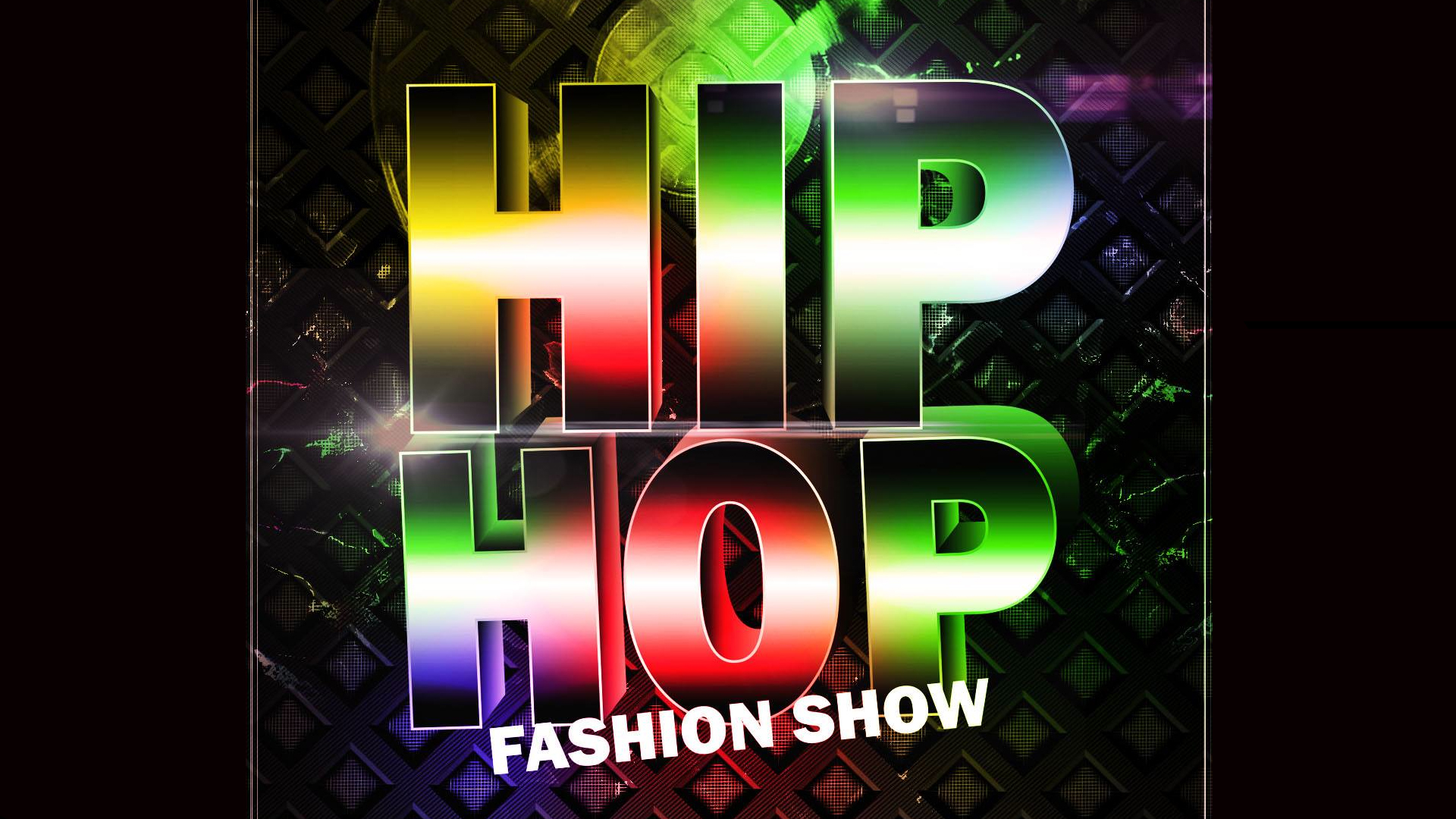 Hip-Hop Fashion Show