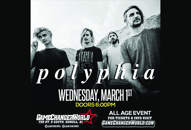 Polyphia w/ Jason Richardson - Covet - Inventure