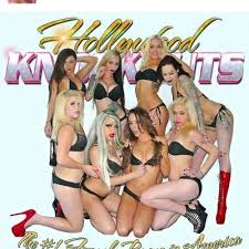 HOLLYWOOD KNOCKOUTS - HOT OIL & CREAM WRESTLING