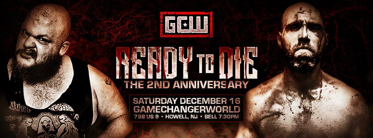 GCW Wrestling: Ready to Die