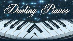 DUELING PIANOS @ SOCIAL CLUB