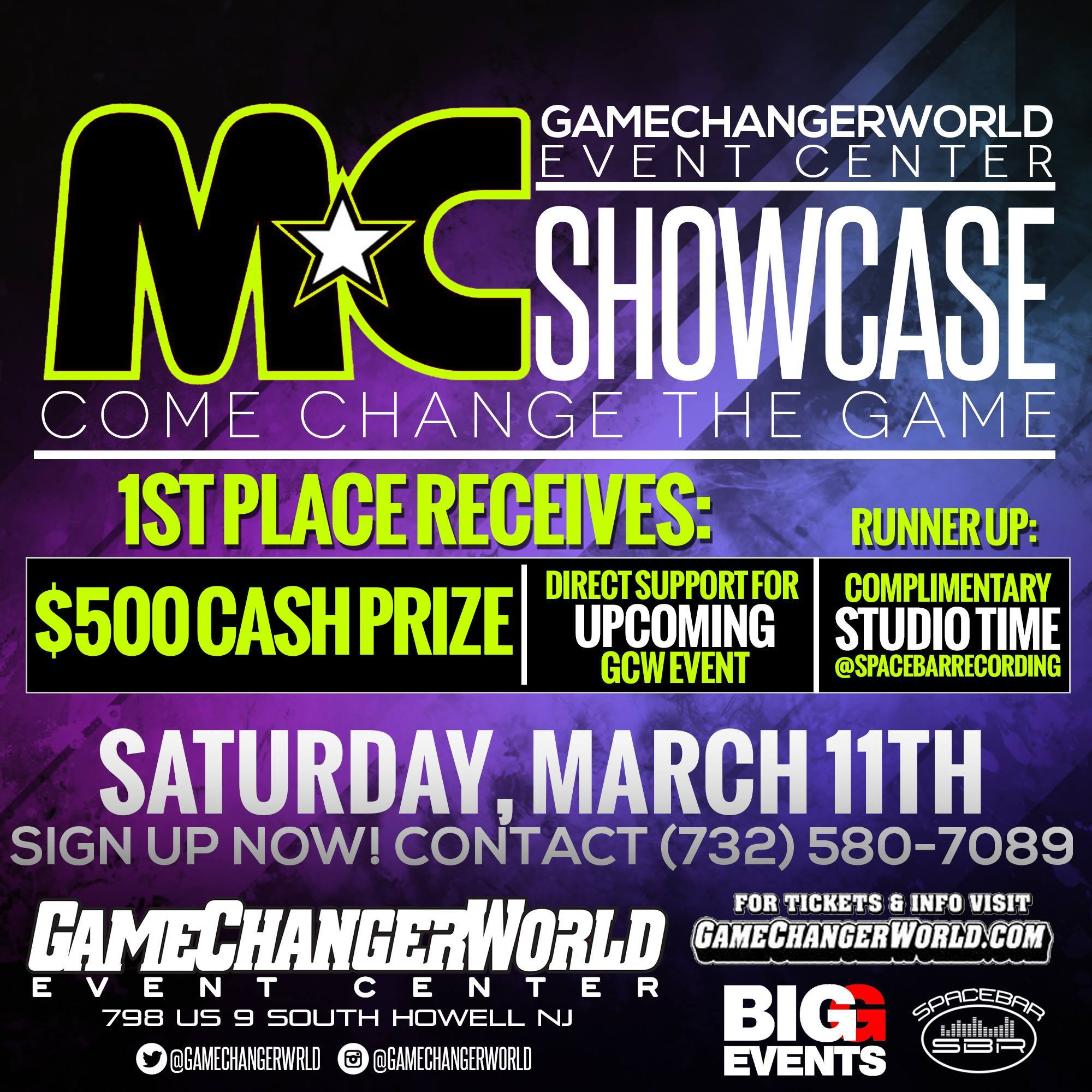 MC SHOWCASE