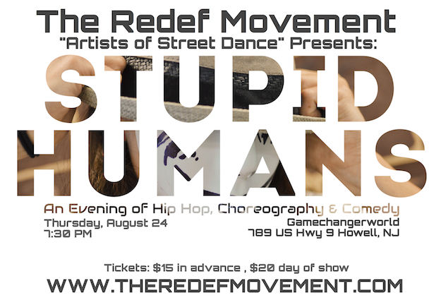 The Redef Movement: Stupid Humans