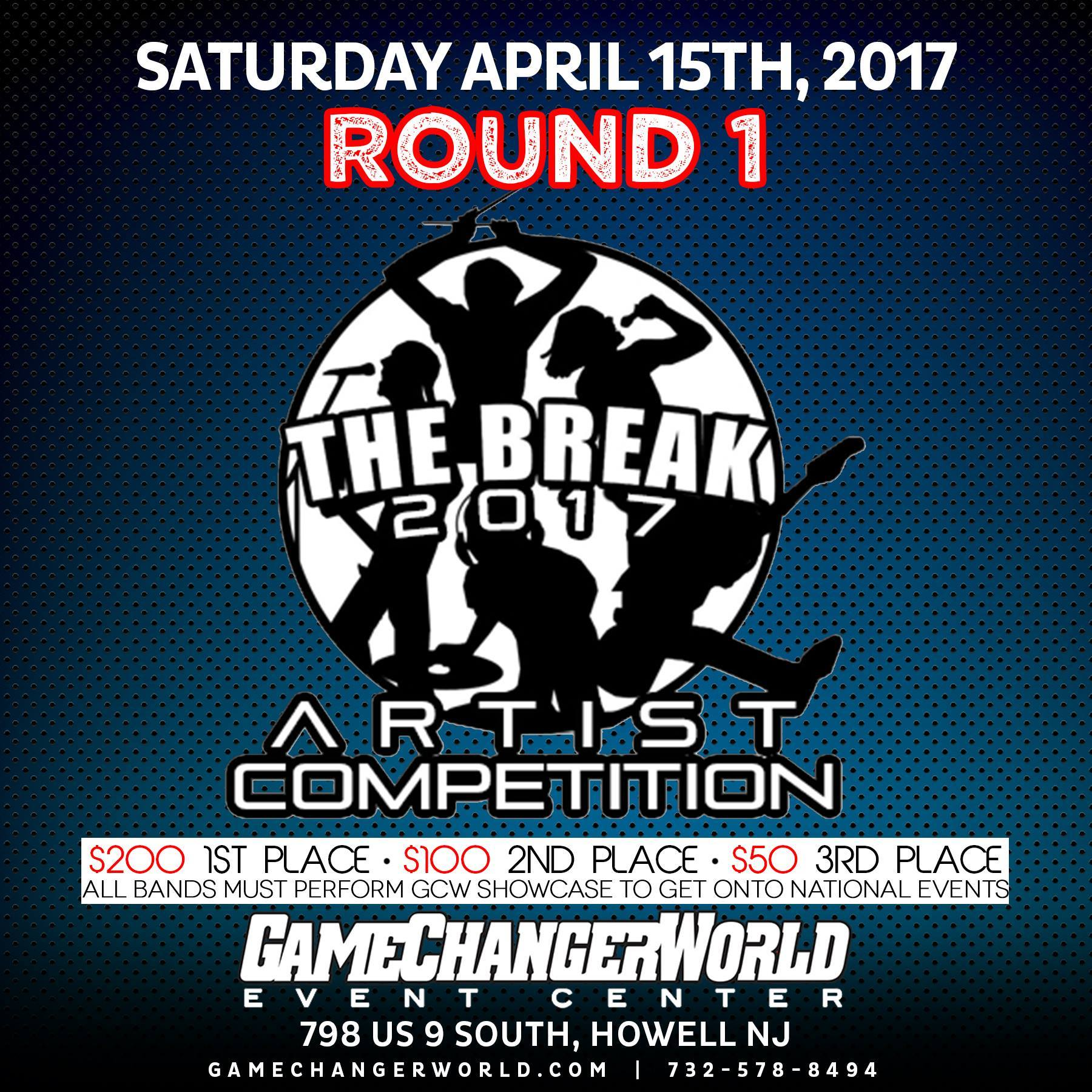 The Break 2017 Competition