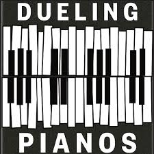DUELING PIANOS @ THE CAFE