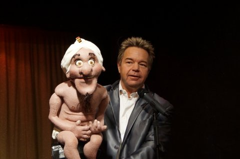 JOHN PIZZI VENTRILOQUIST @ THE SOCIAL CLUB