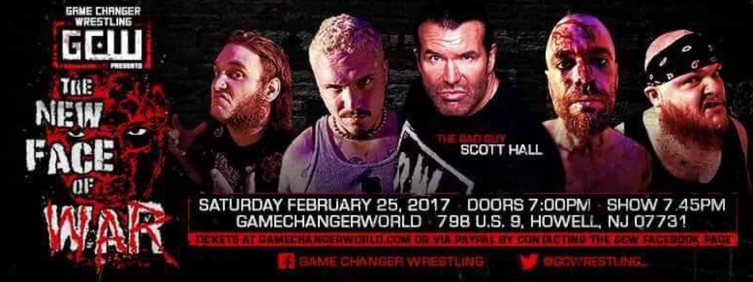 GameChanger Wrestling