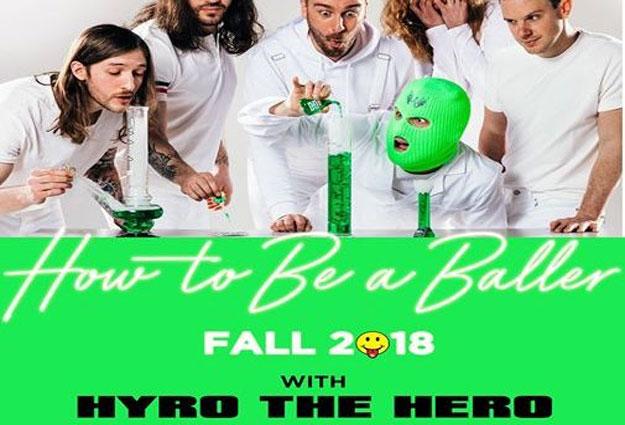 Wilson w/ Hyro the Hero