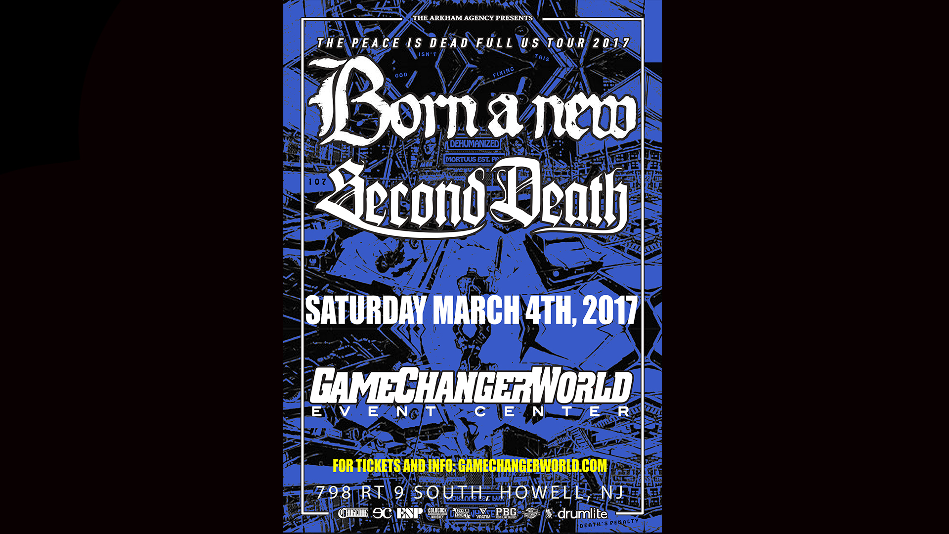Born a New / Second Death