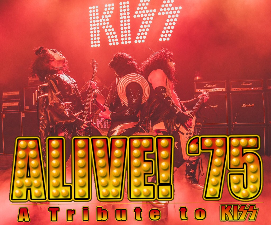 Alive 75 - a tribute to Kiss