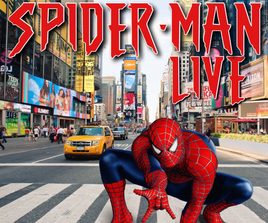 Marvel Presents: Spider Man Live!