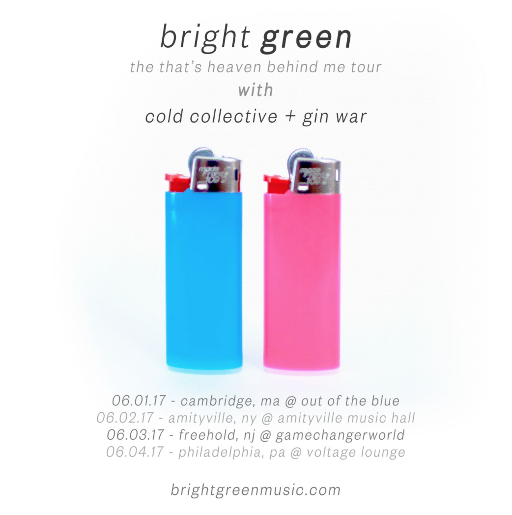 Bright Green with Cold Collective + Gin War