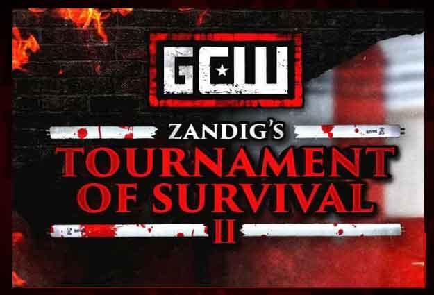 GCW: Zandigs Tournament of Survival