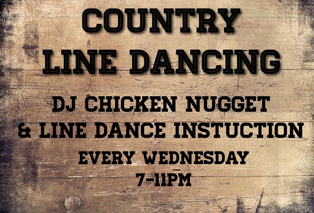 LINE DANCING w/ DJ CHICKEN NUGGET