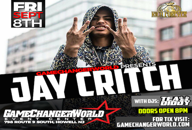 Jay Critch