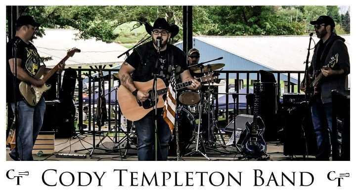 TRIPLE RAIL TURN & CODY TEMPLETON BAND