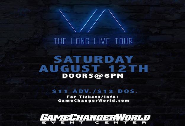 Vista - The Long Live Tour
