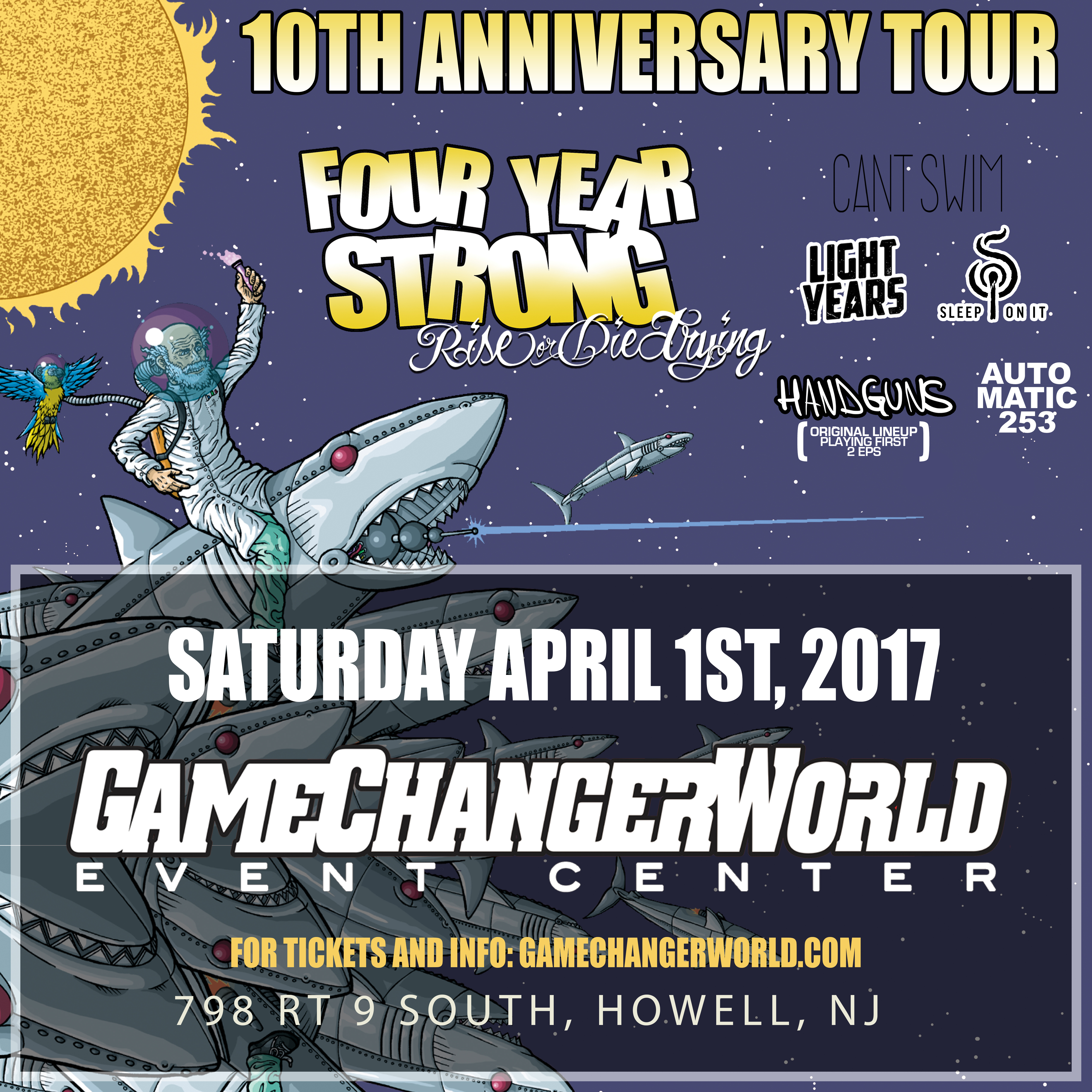 Four Year Strong w/ Can