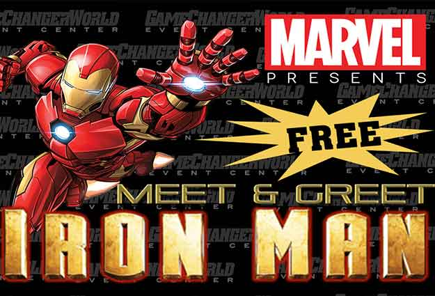 Marvel Day: Featuring Iron Man