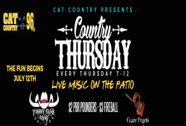 Country Night with Tommy Gunn Band