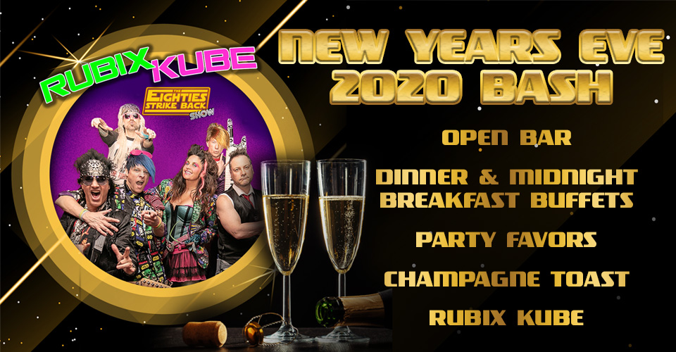 RUBIX KUBE - NEW YEARS EVE 2020