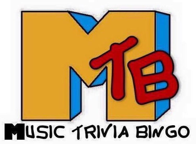 MUSIC TRIVIA BINGO WEDNESDAYS