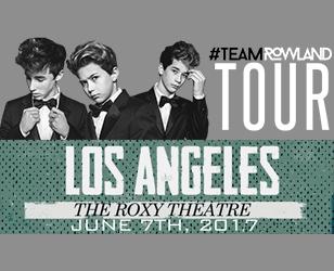 Team Rowland LA