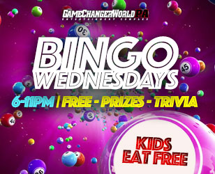 Bingo Wednesdays