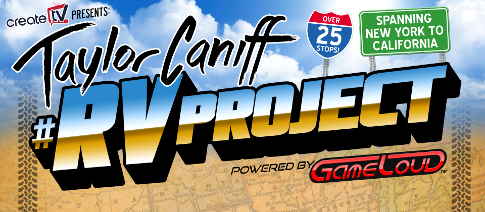 On the road now with Taylor Caniff!