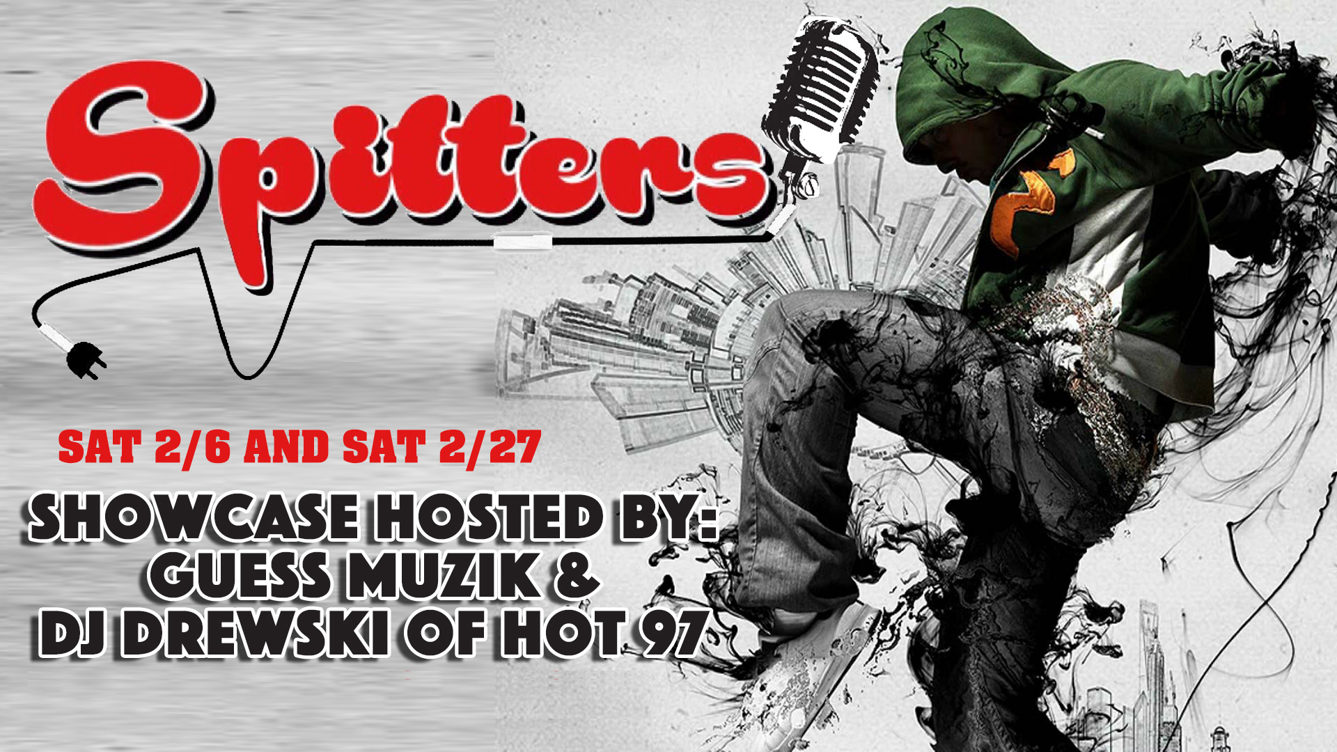 SPITTERS Showcase