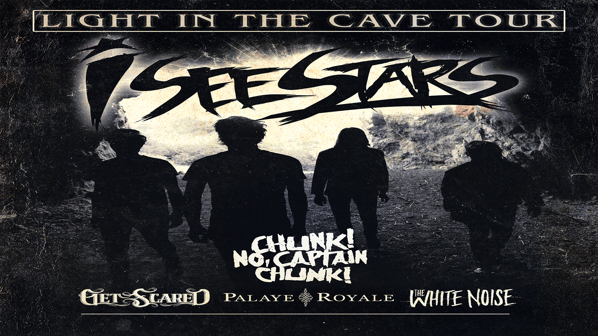 I SEE STARS, CHUNK! NO, CAPTAIN CHUNK! & MORE